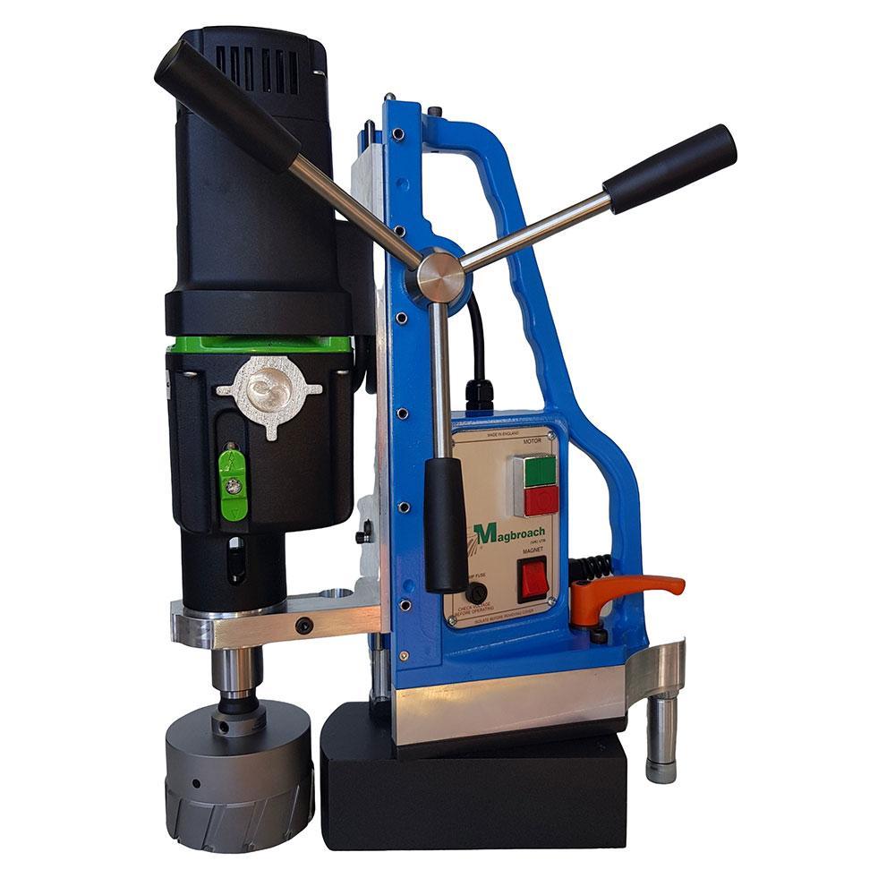 Magbroach MDS132 Mag Base Drilling Machine