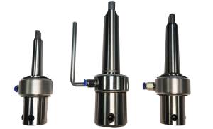 Cutter Arbors Mt2,Mt3 and Mt4 19mm and 32mm Weldon with Coolant Ring.