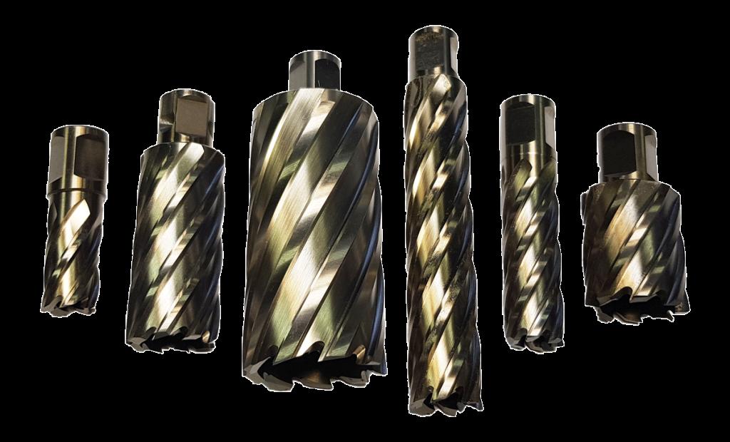 Magbroach HSSXE Cobalt Cutters
