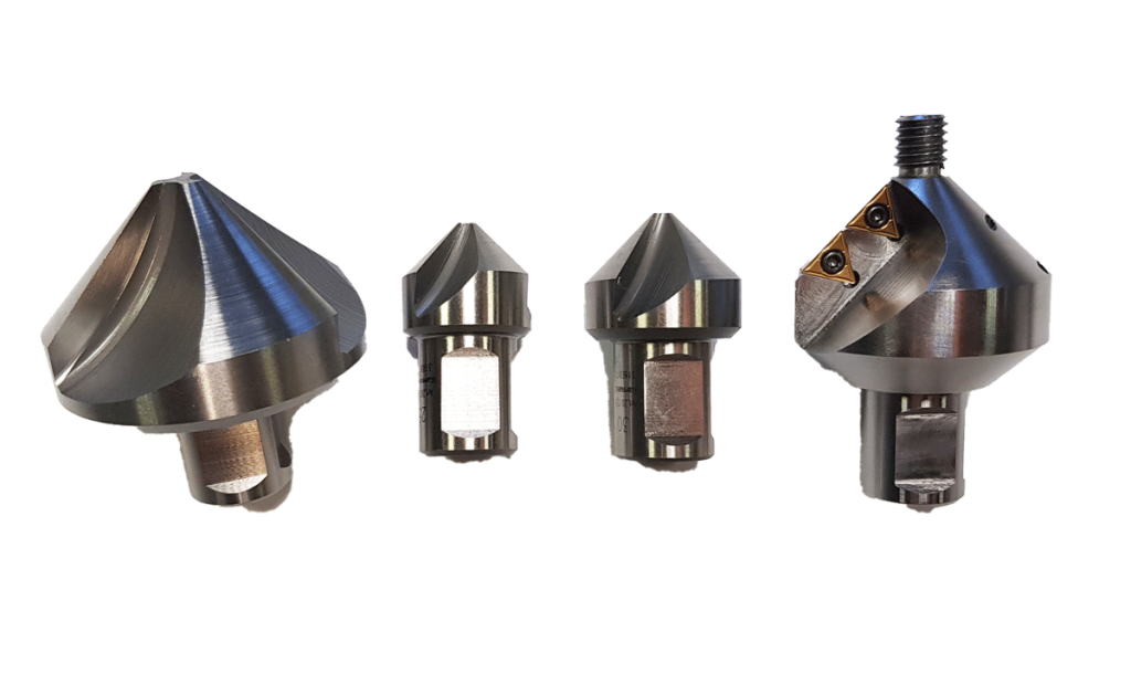Hssxe Cobolt Countersink Cutters and Special with TCT Inserts